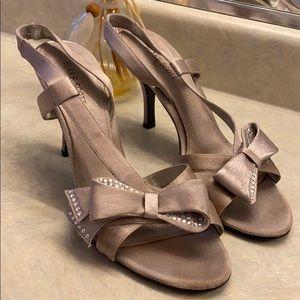 Blake Scott 9 1/2 Clarissa heels with bag